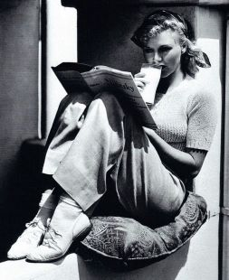Actress Ginger Rogers