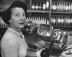 Barbara McLean, 1952