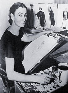 Designer Dorothy Jeakins, 1948