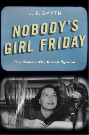 Nobody's Girl Friday cover featuring editor Barbara McLean
